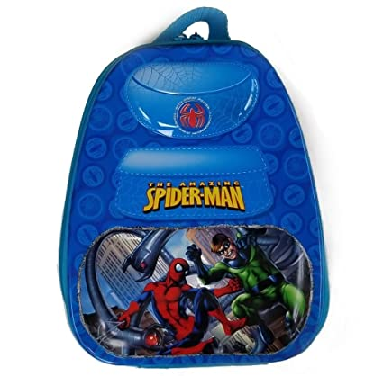Amazon.com: Blue Spiderman Backpack Tin: Kitchen & Dining