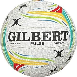 Gilbert Pulse Entraînement Match Jeu Netball Balles Taille 5 ou 4