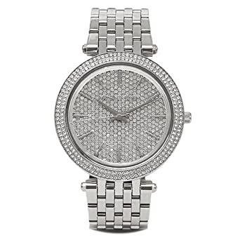 e64000aa0246 マイケルマイケルコース 時計 MICHAEL レディース MICHAEL KORS MK3437 DARCI ダーシー 腕時計 ウォッチ シルバー  [並行