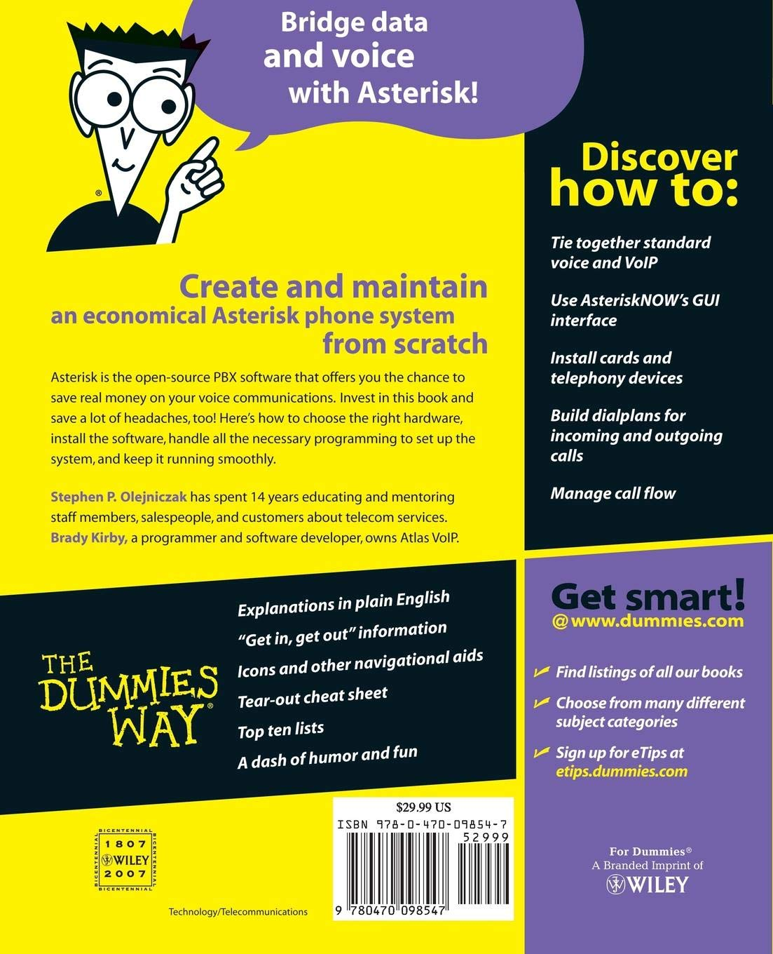 Buy Asterisk For Dummies Book Online at Low Prices in India
