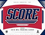 2018 Score Complete Hand Collated Football Set of