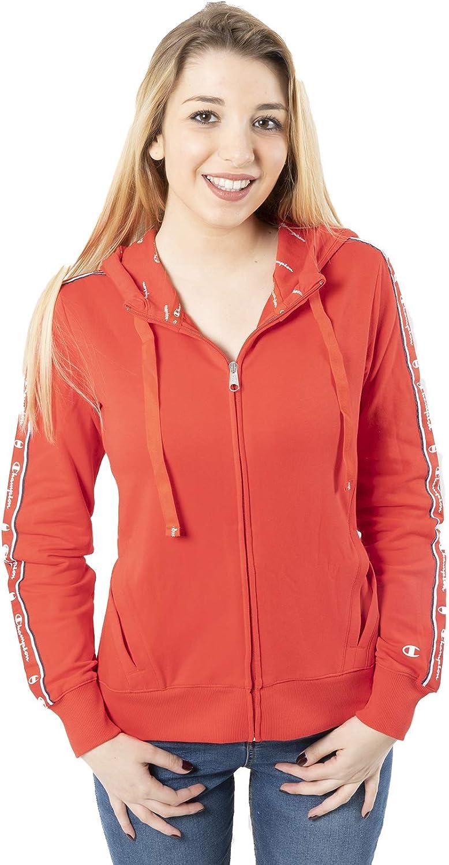 Champion 111420 - Sudadera con capucha para mujer