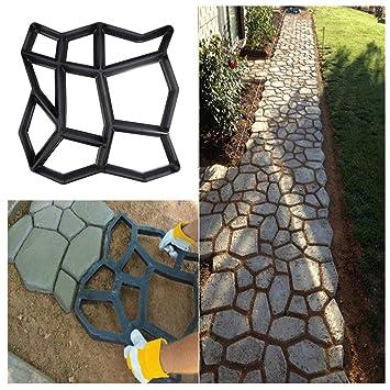 Amazon.com: Wenini - Molde para hacer caminos, diseño de ...