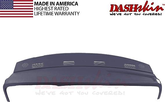 HanLanKa Black Carpet Dash Mat Compatible with 1998-2001 Dodge Ram 1500 2500 3500,Custom Fit Dash Cover,Easy Installation Dashboard Cover