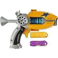 Slugterra, Eli's Blaster 2.0 Defender Mark One with 2 Firing Slugs