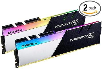 G SKILL Trident Z Neo (for AMD Ryzen) Series 16GB (2 x 8GB