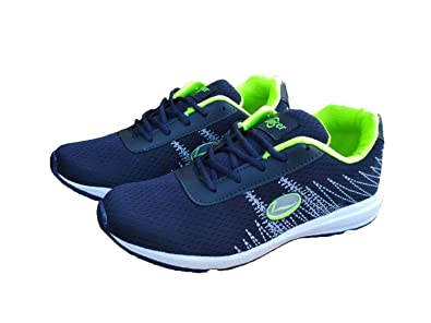 c20969c336 Lancer Men's Synthetic Navy Blue Laceup Casual Wear/Sports Wear Running  Shoes/Trendy Shoes