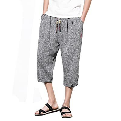 a40feccc95 Abetteric Men's Plus Size Casual Loose Casual Weekend Summer Casual Cargo  Shorts Pants