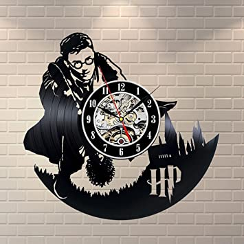 Aoligei Modele De Harry Potter Quidditch Jeu Vinyle Home Design