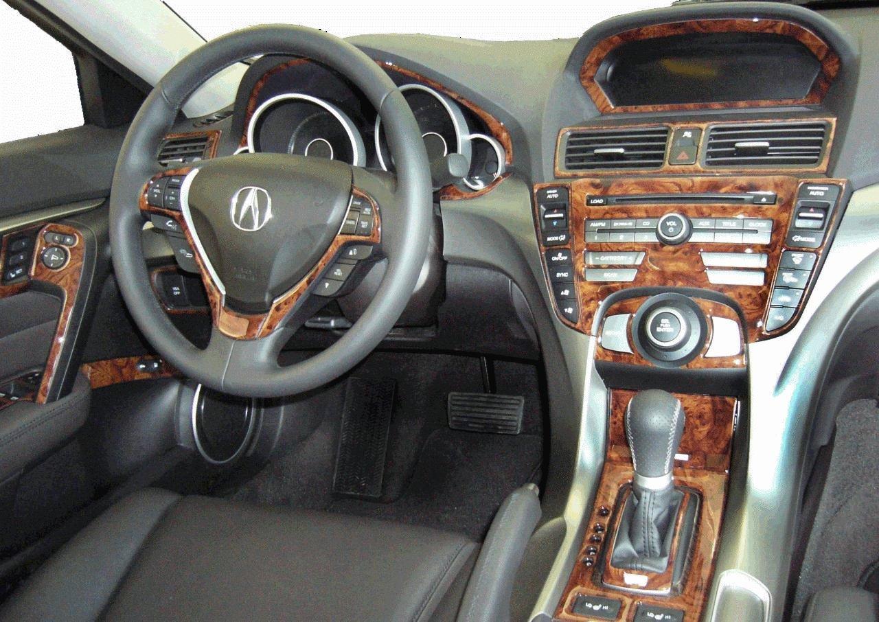 amazon com acura tsx interior wood dash trim kit set 2009 2010 2011 rh amazon com 1999 Acura TL Interior 2003 Acura TL Grill