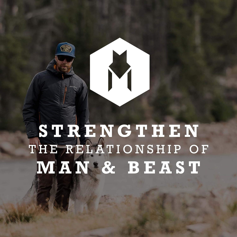 Wolfgang Man /& Beast Premium USA Webbing Dog Collar