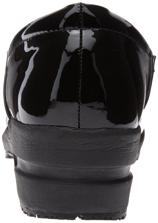 mens shoe clog comforter men safetstep comfortable black payless slip hi chef resistant s shoes res