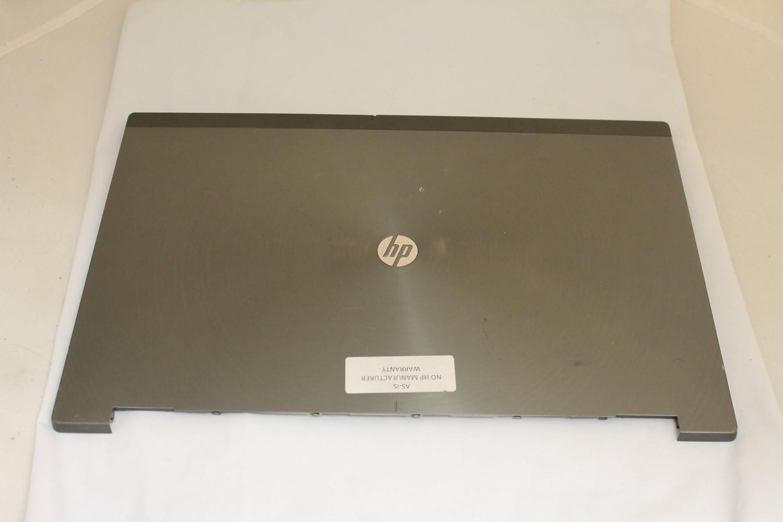 HP 8760W ELITEBOOK Screen BACKCOVER 652524-001