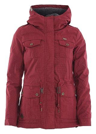 4514bdc09e99 Ragwear Laika Minidots W Winterjacke  Amazon.de  Bekleidung