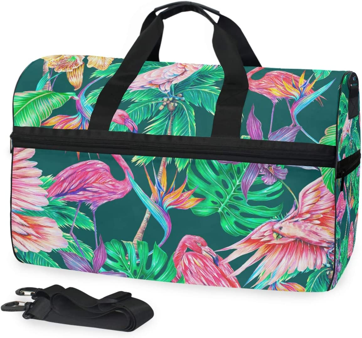 Leaves Cross Body Shoulder Messenger Laptop Bag