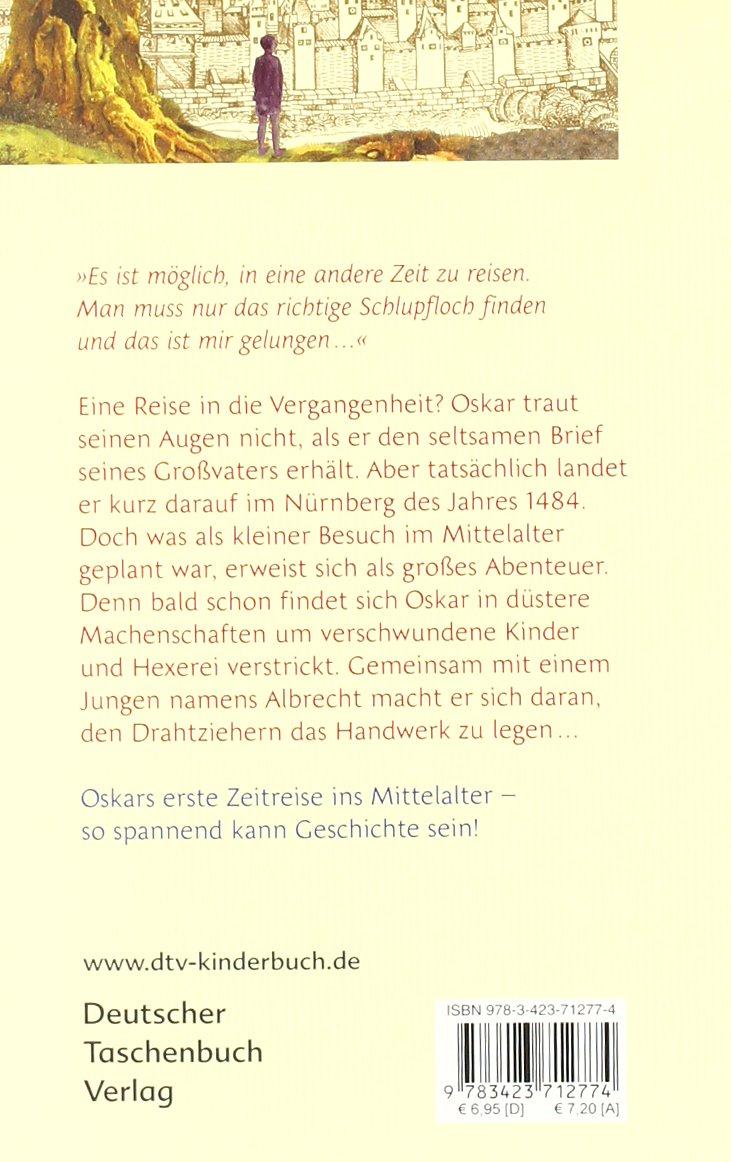 Oskar und das Geheimnis der verschwundenen Kinder: Amazon.de: Claudia  Frieser, Constanze Spengler: Bücher
