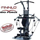 FINNLO Bio Force Extreme Multi Gym, German Brand, 3 YEAR WARRANTY - REVOLUTIONARY DESIGN