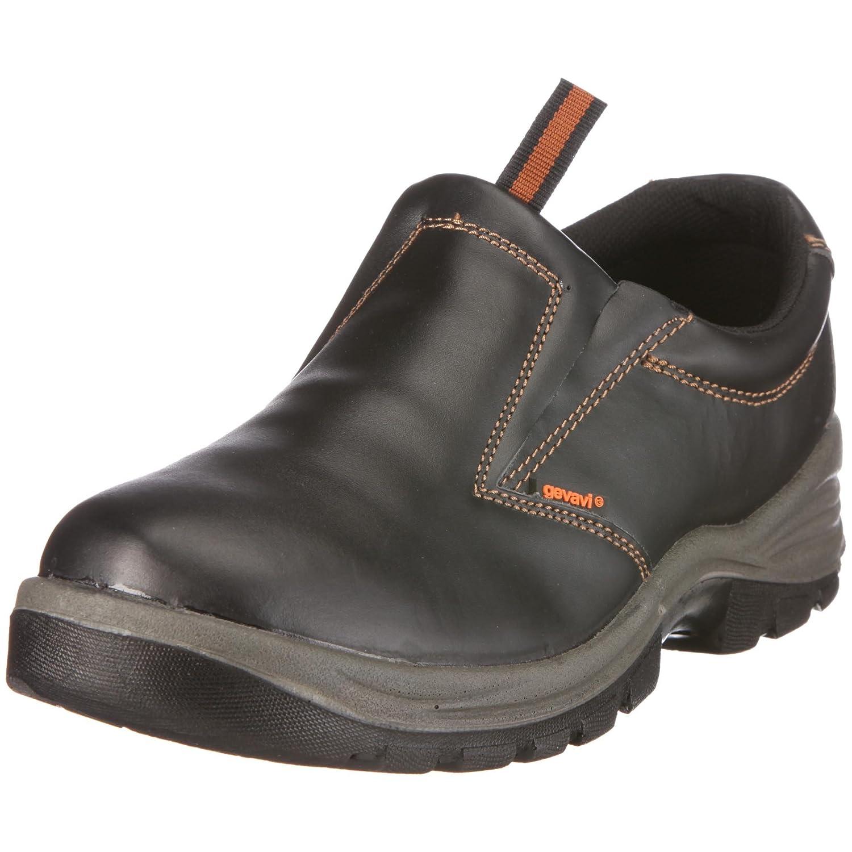 Gevavi Safety Gevavi Safety GS 36 GEVGS36 - Zapatos de cuero para hombre Negro 46