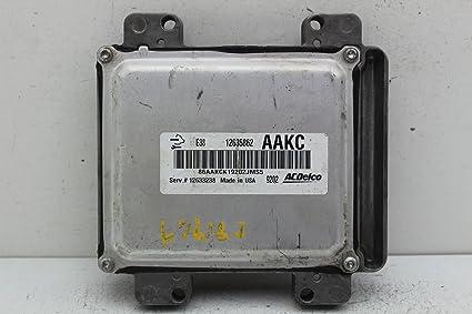 Amazon com: 10-15 Chevrolet Tahoe 12633238 Computer Brain Engine
