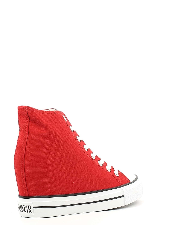 Cafe Noir MDG900 Zapatillas de Cuña Mujer: Amazon.es ...
