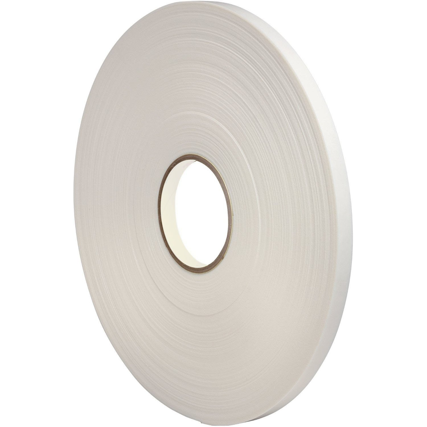 Craft Specialties Double Sided White Foam Tape - 1/2'' X 36 Yards - 1/16'' Thick