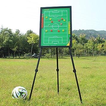 KMDL Pizarras Tablero táctico del fútbol con el Tablero de ...