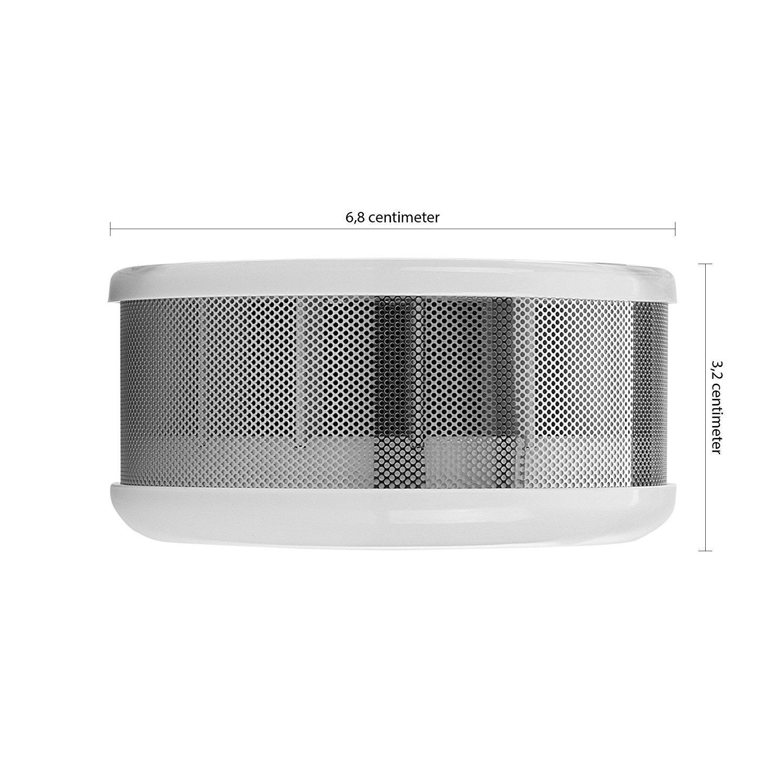 Smartwares FSM-16401 Sam el Bombero y Penny-Detector de Humo: Amazon.es: Bricolaje y herramientas