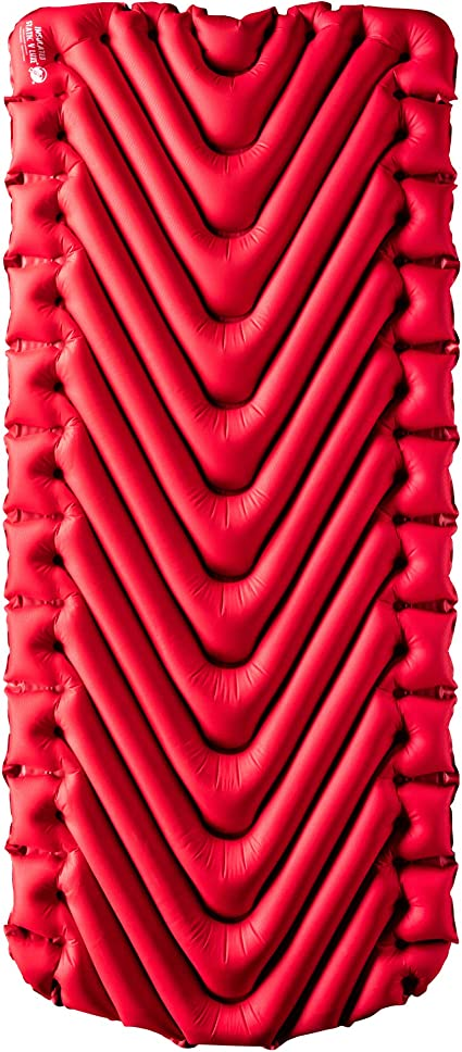 FACTORY REFURBISHED KLYMIT Static V Luxe Sleeping Pad XL Lightweight Camping