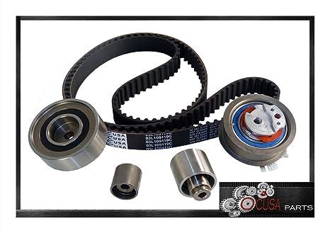 Correa dentada para Volkswagen Amarok Diesel 2.0lts 06 – 12 (5 componentes)