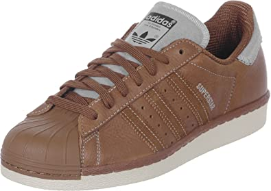 meilleure sélection d72f3 ba9d0 Adidas Superstar 80s Varsity Jacket P chaussures - marron ...