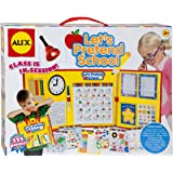 Alex Toys Pretend and Play Let's Pretend School