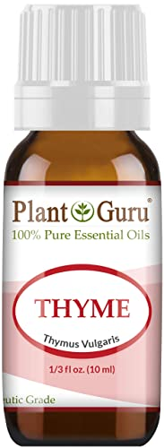 Thyme Essential Oil 10 ml 100% Pure Undiluted Therapeutic Grade