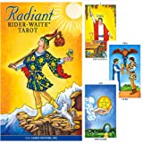 Radiant Rider-Waite Tarot Deck Gift Set with