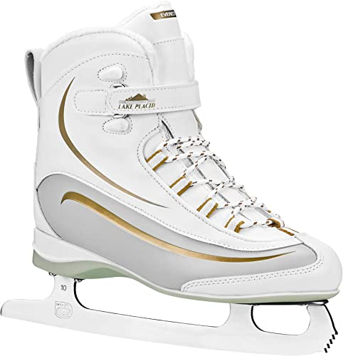 Lake Placid Everest Women s Soft Boot Figure Ice Skate