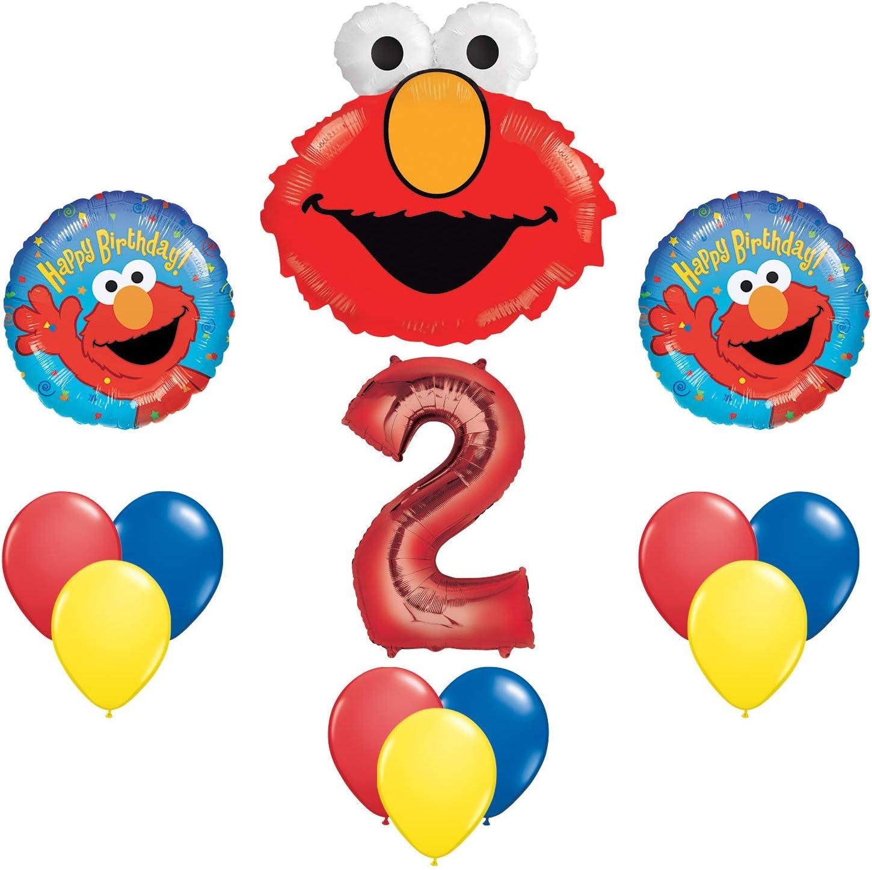Amazon.com: Anagram Set de globos de cumpleaños de ...