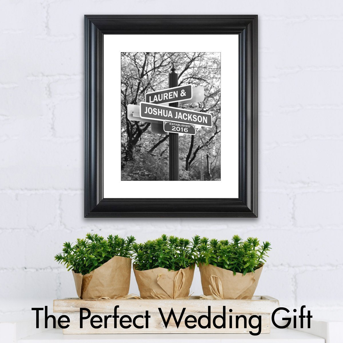 Amazon.com: Personalized Wedding Gift - \