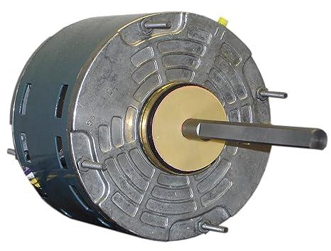 Fasco D788 5 6-Inch Direct Drive Blower Motor, 1/2 HP, 208