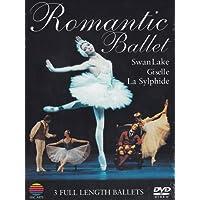 Romantic Ballet: Swan Lake, Giselle, La Sylphide [DVD] [2011]
