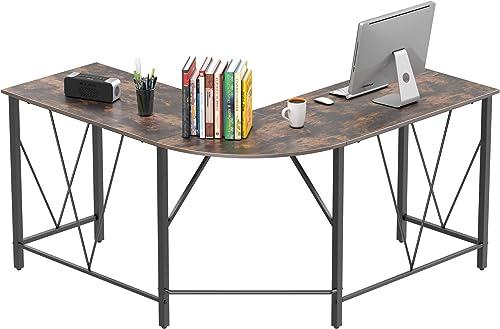 Amyove L-Shaped Desk