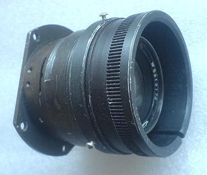 Amazon com : JUPITER 8 Lens 50mm f/2 Red P for Enlarger USSR