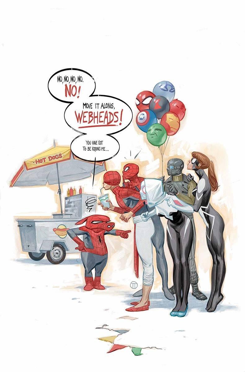 Download Web Warriors #6 Comic Book pdf epub