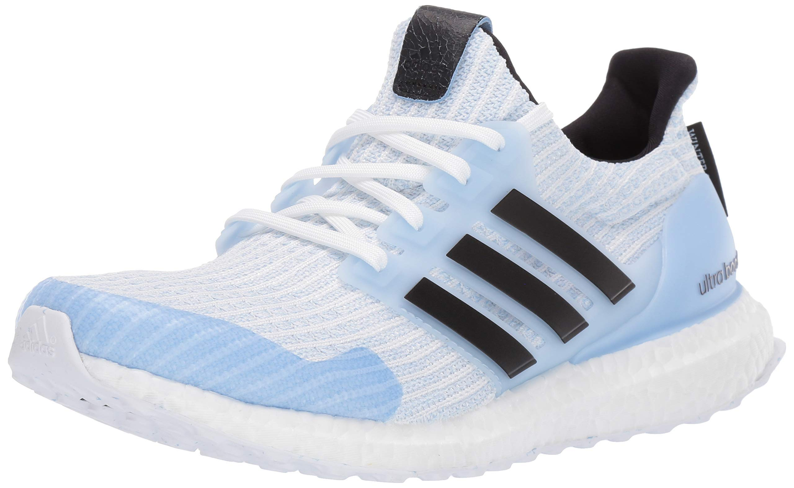 adidas x Game of Thrones Men's Ultraboost Running Shoes, White Walker, 8.5 M US by adidas (Image #1)