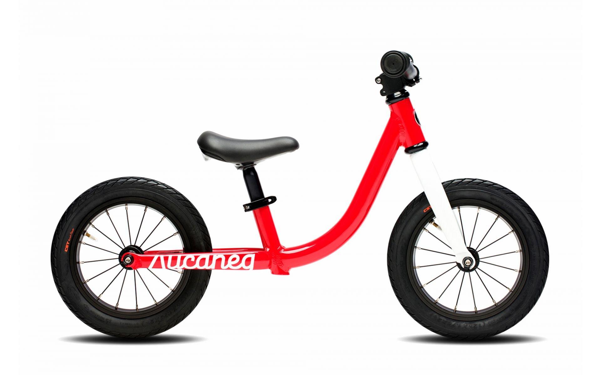 Balance Bicycle Lisaped 12 Bike (Red)