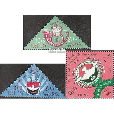 égypte 779-781 (complète.Edition.) 1965 Post (Timbres pour les collectionneurs)