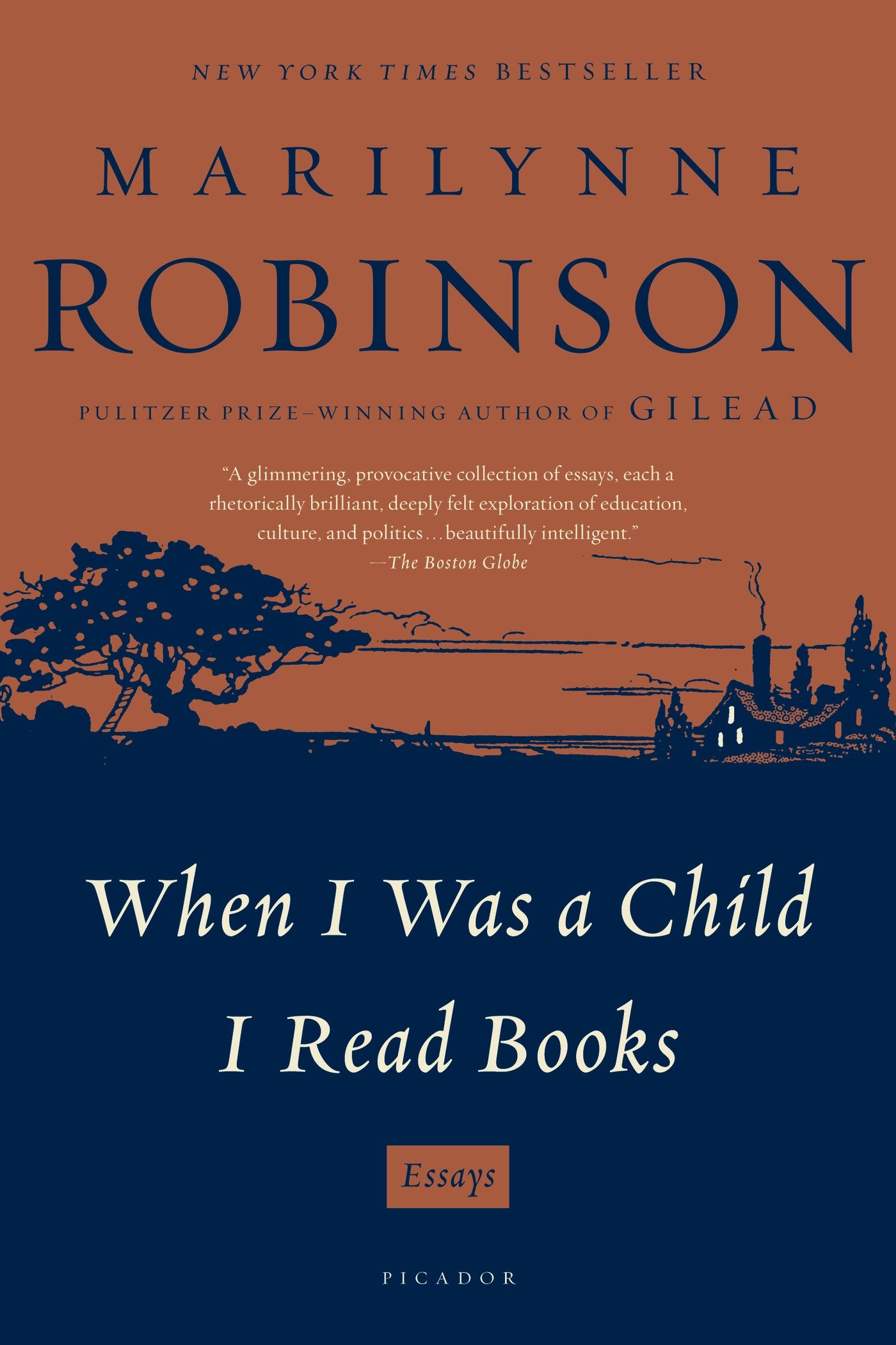 when i was a child i books essays marilynne robinson when i was a child i books essays marilynne robinson 9781250024053 amazon com books