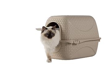 Bama Arenero para gatos 41,8 x 50,5 x 39,6h Toilette