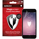 [2-Pack] Apple iPhone 6 / 6S Screen Protector, MediaDevil Magicscreen Crystal Clear (Invisible) Edition