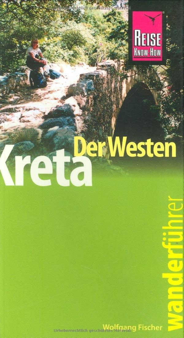 Reise Know-How Wanderführer Kreta – der Westen