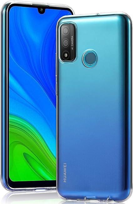 Wonanse Funda para Huawei P Smart 2020, [Anti-Amarillo] [Ultra Delgado] [HD Claro] [A Prueba de Golpes] [Protección contra caídas] Carcasa de TPU Silicona Suave para Huawei P Smart 2020- Transparente: Amazon.es: Electrónica