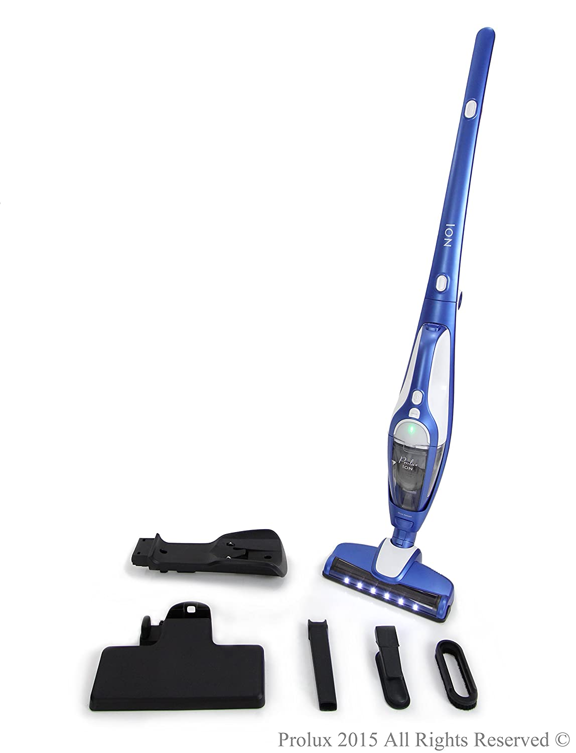 Prolux Ion Battery Powered Bagless Cordless Stick Vac W Work With Lipo Charger This Balancer Can Be Used To 2 3 Extra Filters